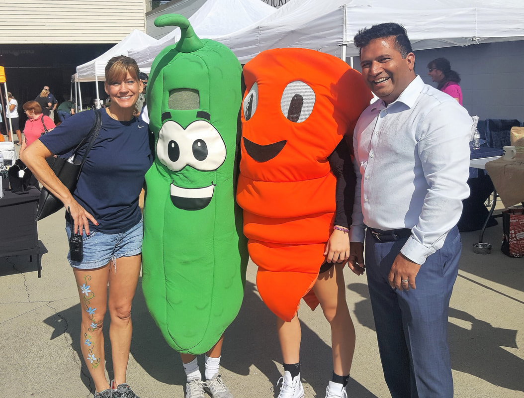 healthy living festival