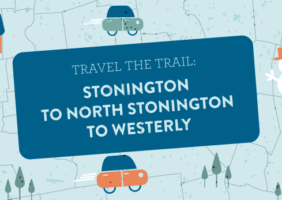 stonington to north stonington to westerly