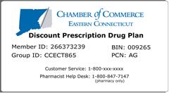 prescription drug discount card