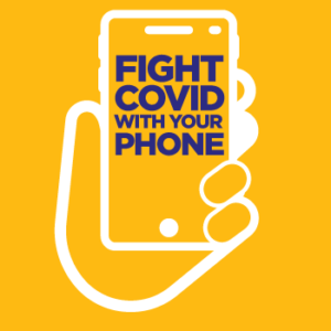 fight covid with your phone